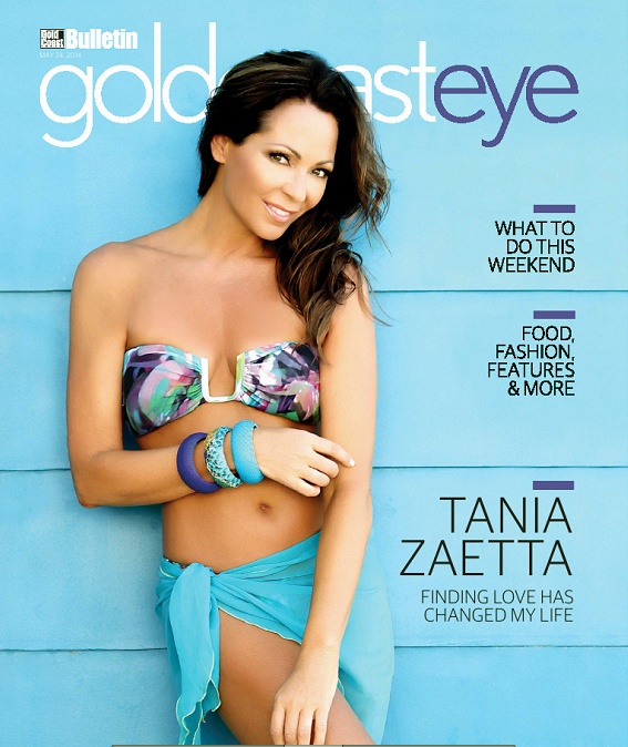 Gold Coast Eye Mag Cover - May 2014