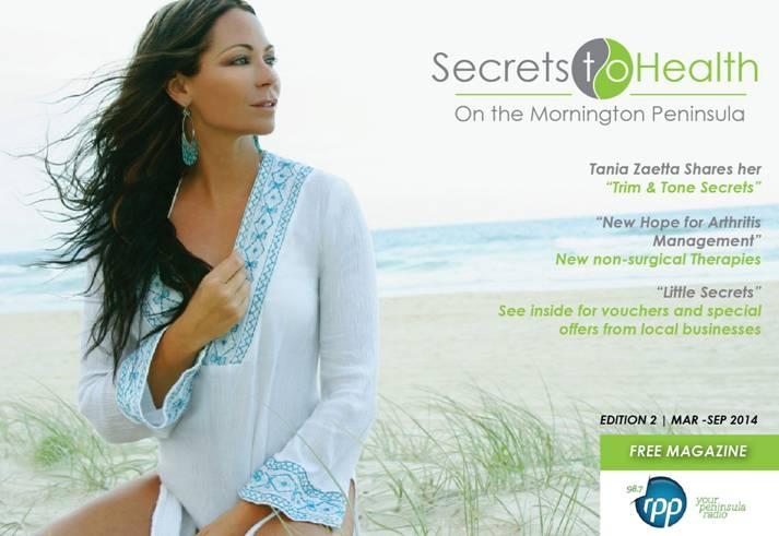 Tania Zaetta - Secrets Cover